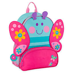 Stephen Joseph® Butterfly Sidekick Backpack in Pink