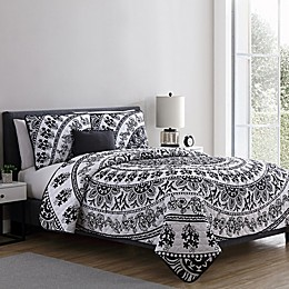 VCNY home Kaci Medallion Comforter Set