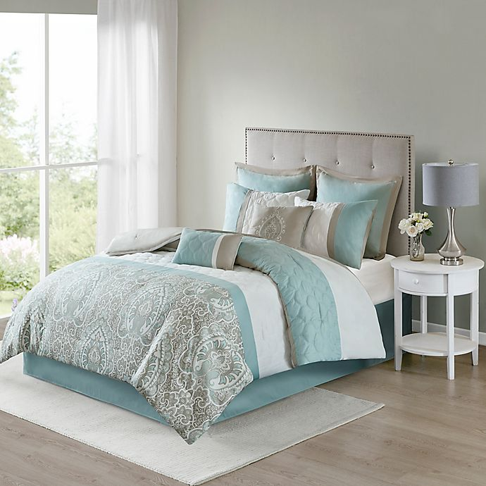 510 Design Shawnee 8-Piece Comforter Set | Bed Bath & Beyond