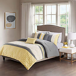 510 Design Donnell 5-Piece Embroidered Comforter Set