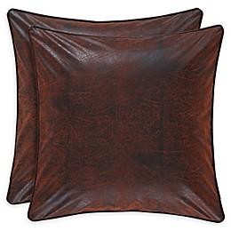 J. Queen New York™ European Pillow Sham in Brown