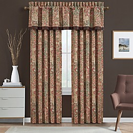 J. Queen New York™ Katonah 84-Inch Window Curtain Panel Pair