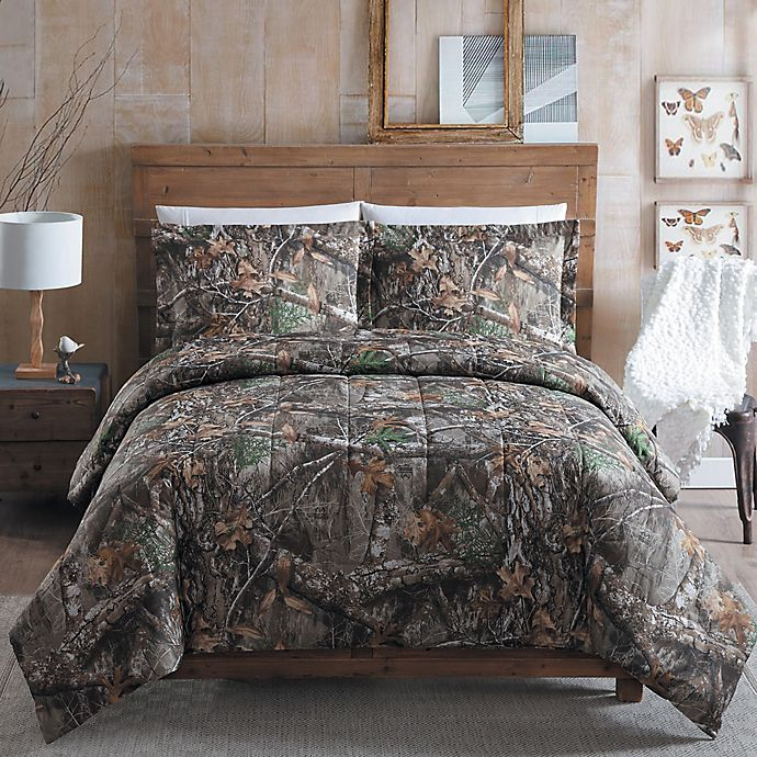 Alternate image 1 for Realtree® Edge Comforter Set