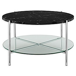 Round Marble Coffee Table Bed Bath Beyond
