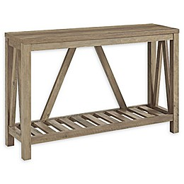 "Forest Gate 52"" Charlotte Rustic Entry Console Table"