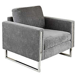 Ink+ivy™ Wood Upholstered Madden Chair