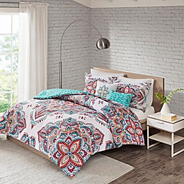510 Design Amari 4-Piece Reversible Comforter Set