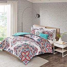 510 Design Amari 4-Piece Reversible Comforter Set