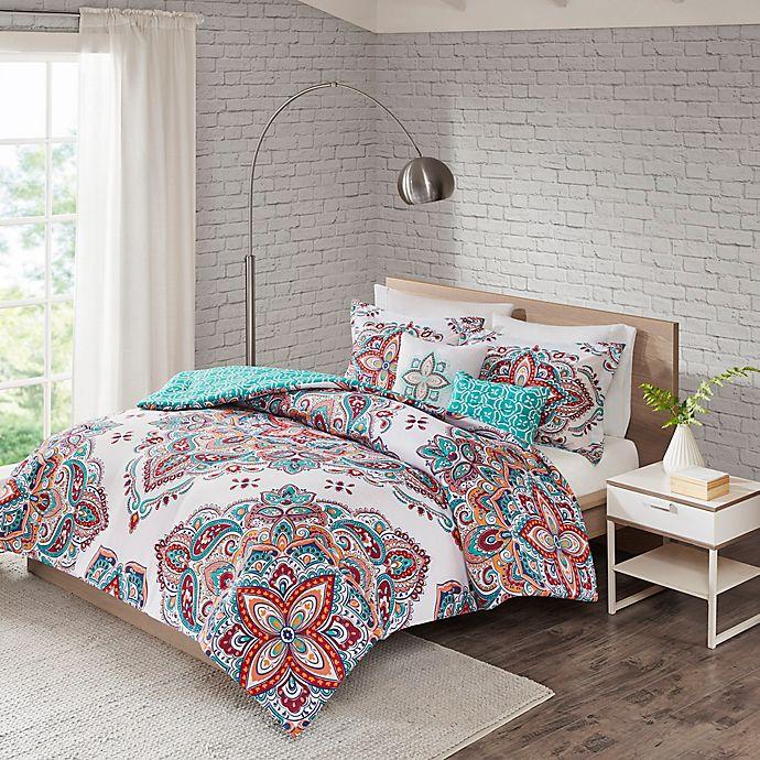 Alternate image 1 for 510 Design Amari 4-Piece Reversible Comforter Set