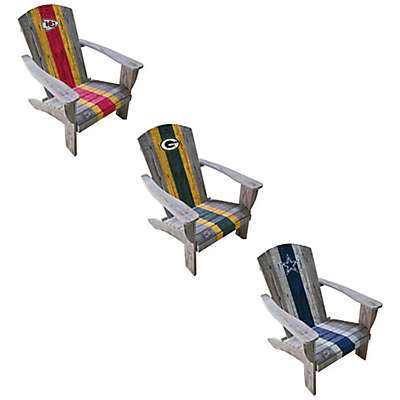 NFL Wooden Adirondack Chair Collection