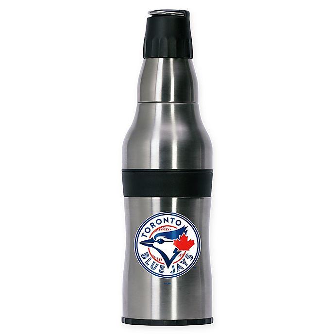 Alternate image 1 for MLB Toronto Blue Jays ORCA Rocket Bottle/Can Holder