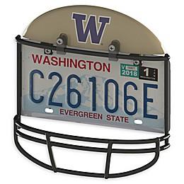 University of Washington License Plate Helmet Cover