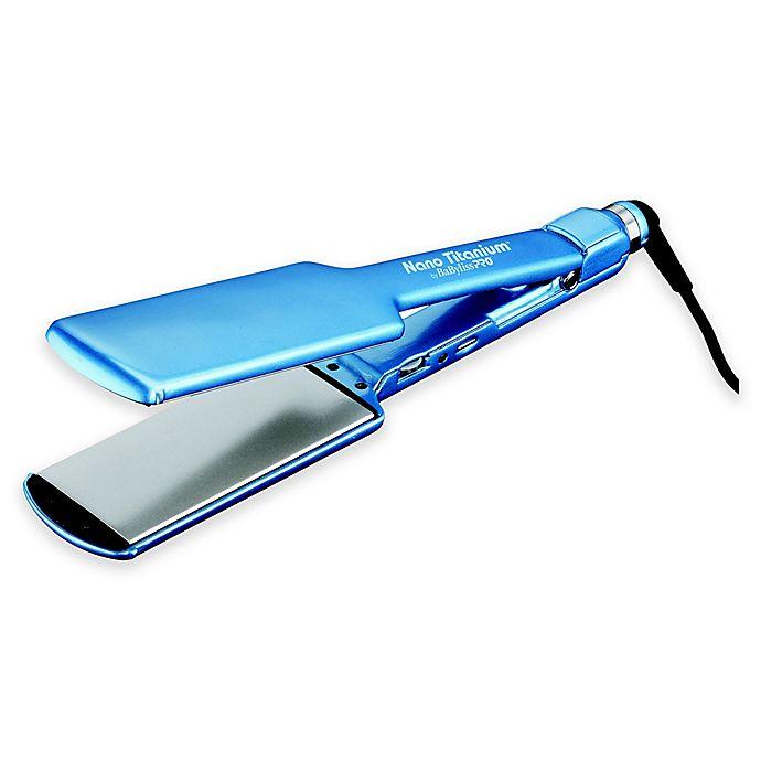 Alternate image 1 for BaByliss Pro™ Nano 2-Inch Flat Iron