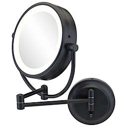 Kimball & Young NeoModern 1x/5x Round Magnifying Mountable Mirror