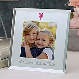For Her 3-Inch Square Mirror Picture Frame