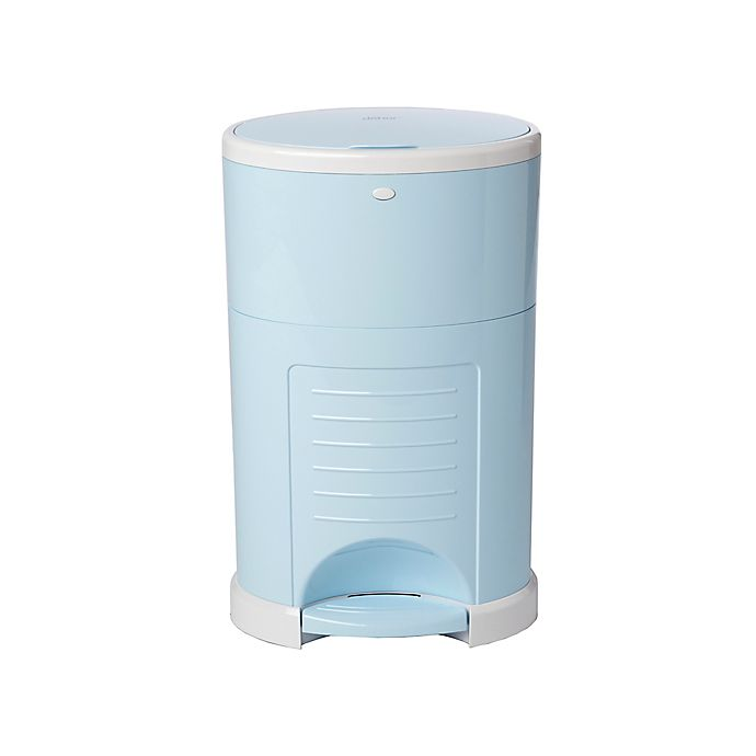 Alternate image 1 for Dékor® Plus Hands-Free Diaper Pail with Refill
