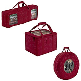 Classic Accessories® Seasons Storage Bin in Cranberry