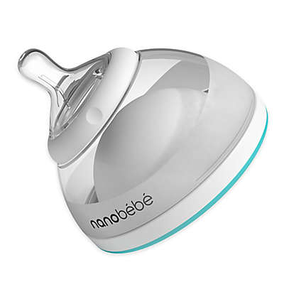 Nanobebe 5 oz. Slow-Flow Breast Milk Bottle