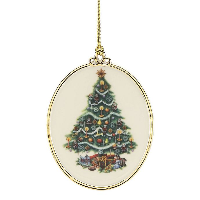 Lenox® Trees Around the World Christmas Ornament   Bed ...