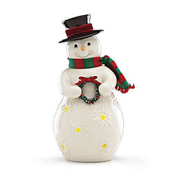 Lenox® Merry & Light Snowman Figurine