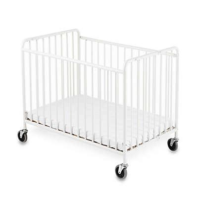 Foundations® StowAway™ Compact-Size Steel Folding Crib