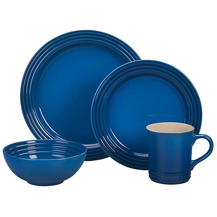 Alternate image 1 for Le Creuset® 16-Piece Dinnerware Set in Marseille