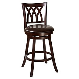Hillsdale Furniture Wood Swivel Tateswood Bar Stool