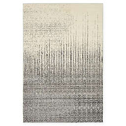 Unique Loom Jennifer Del Mar 6' x 9' Area Rug in Grey