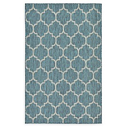 Unique Loom Outdoor Trellis Powerloomed Area Rug