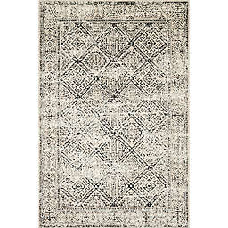 Magnolia Home by Joanna Gaines Elliston Rug in Ivory/Black