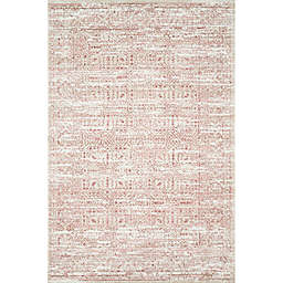 Magnolia Home by Joanna Gaines Knotted Rug in Ivory/Blush