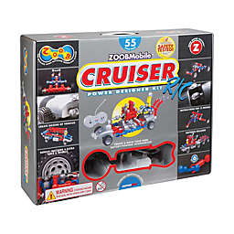 ZOOBMobile R/C Cruiser Power Designer Kit