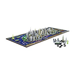 4D Cityscape Time Puzzle - New York, USA