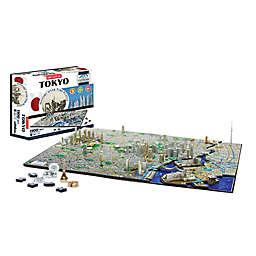 4D Cityscape Time Puzzle - Tokyo, Japan