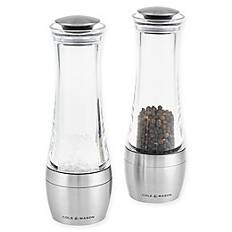 Cole & Mason Plastic Salt/Pepper Mills
