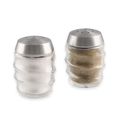 Cole & Mason Plastic Salt/Pepper Shakers