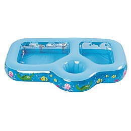 Pool Central Three Compartment Play Pool