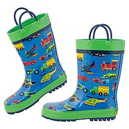 Stephen Joseph® Transportation Rain Boot
