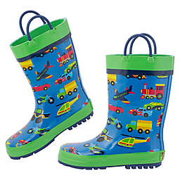 Stephen Joseph® Transportation Rain Boot
