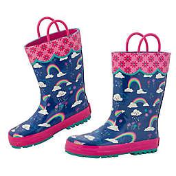 Stephen Joseph® Rainbow Rain Boot