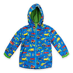 Stephen Joseph® Transportation Print Raincoat