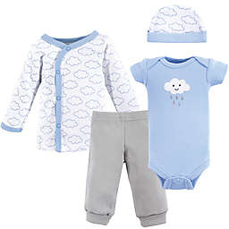 Luvable Friends® Preemie 4-Piece Cloud Layette Set