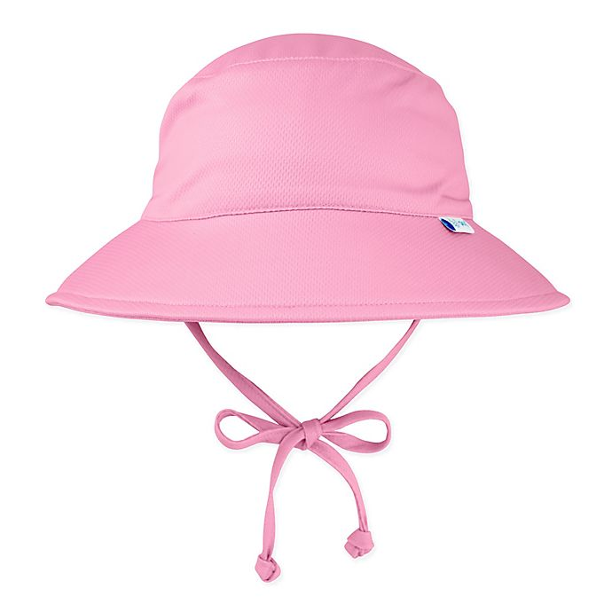Alternate image 1 for i play.® Breathable Bucket Sun Protection Hat in Pink