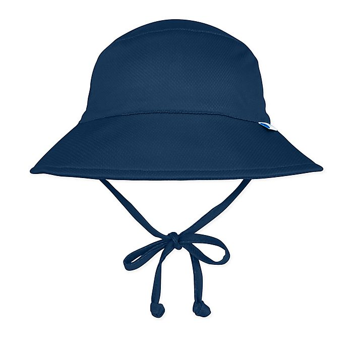 Alternate image 1 for i play.® Breathable Bucket Sun Protection Hat in Navy