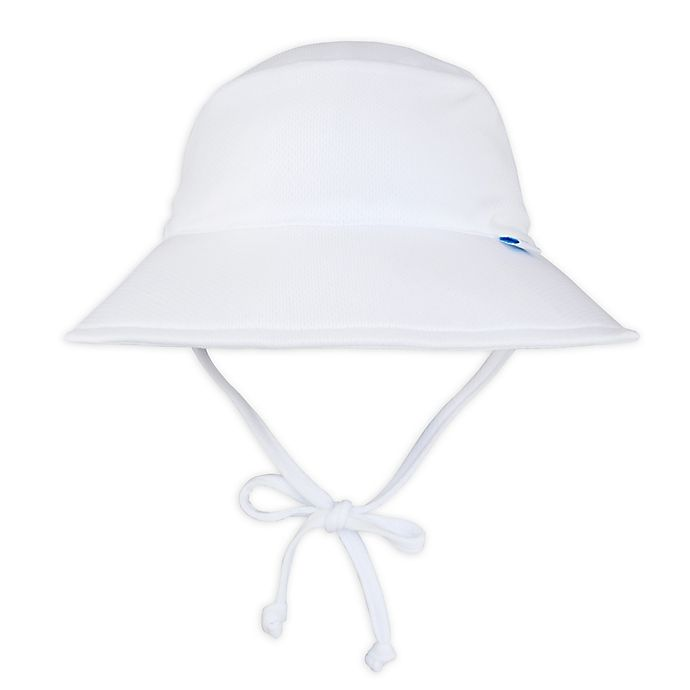 Alternate image 1 for i play.® Breathable Bucket Sun Protection Hat in White
