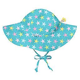 i play.® Starfish Brim Sun Hat in Aqua