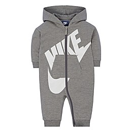 Nike® Futura Coverall in Heather Grey