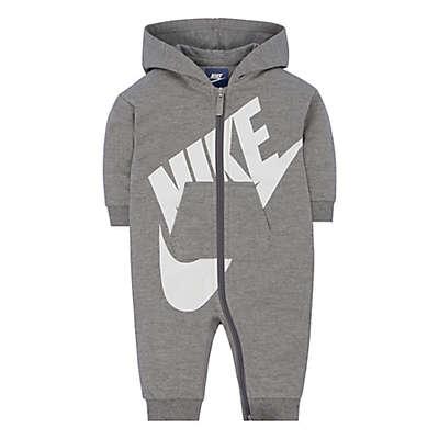 Nike® Futura Coverall in Heather Grey