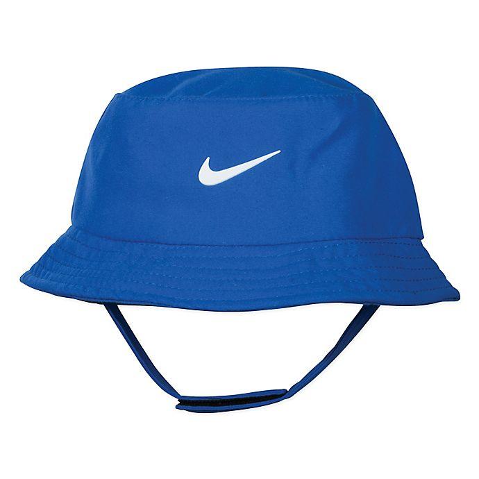 Alternate image 1 for Nike® Bucket Hat in Royal Blue