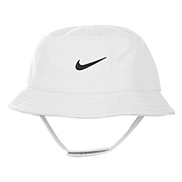 Nike® Bucket Hat in White